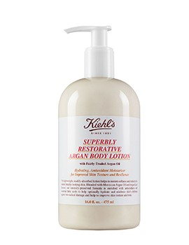 Kiehl's Superbly Restorative Argan Body Lotion