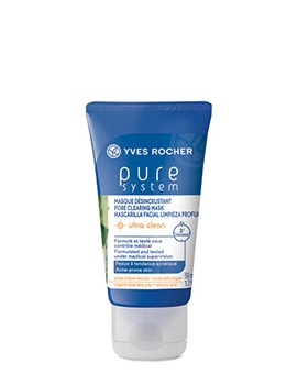 Yves Rocher Pure System Pore Clearing Mask Ultra Clean