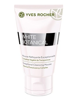 Yves Rocher White Botanical Exceptional Cleansing Mousse