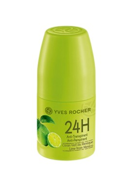 Yves Rocher 24H Anti-Perspirant Lime From Mexico