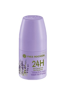 Yves Rocher 24H Anti- Perspirant Lavandin From Provence
