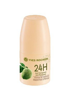 Yves Rocher 24H Anti-Perspirant Almond From California
