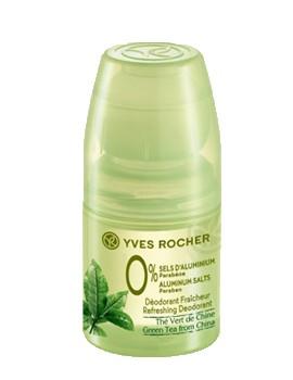 Yves Rocher Green Tea from China Deodorant