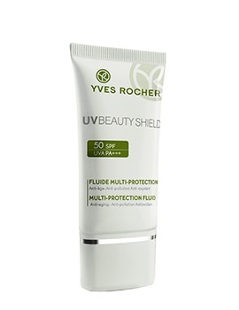 Yves Rocher Multi - Protection Fluid SPF 50 UVA PA +++