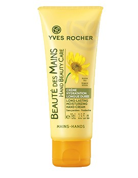 Yves Rocher Long-lasting Moisturizing Hand Cream