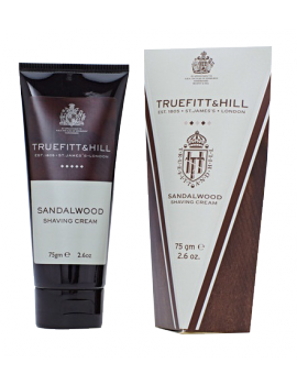 Truefitt & Hill New Sandalwood Shave Cream Tube