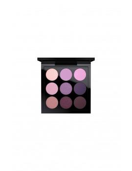 M.A.C Eye Shadow X 9 - Purple Times Nine