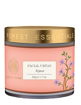 Forest Essentials Facial Ubtan Tejasvi Milk