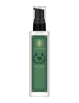 Forest Essentials Facial Cleanser Sandalwood & Orange Peel
