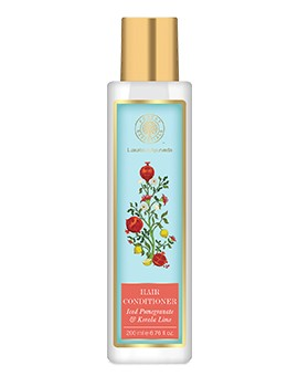 Forest Essentials Hair Conditioner Iced Pomegranate With Fresh Kerala Lime