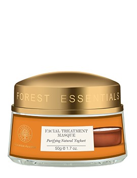 Forest Essentials Facial Treatment Masque Purifying Natural Yoghurt