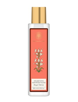 Forest Essentials Silkening Shower Wash Bengal Tuberose