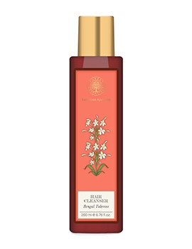 Forest Essentials Hair Cleanser Bengal Tuberose
