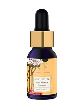 Forest Essentials Diffuser Oil Coorg Mandarin