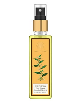 Forest Essentials Herb Infused Insect Deterrent Body Spray