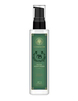 Forest Essentials Hydrating Facial Moisturiser - Sandalwood & Orange Peel