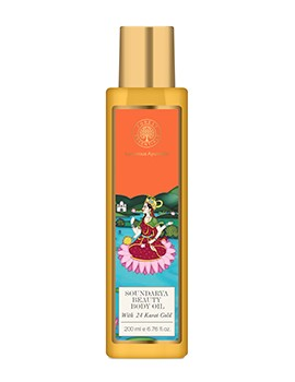 Forest Essentials Beauty Body Oil Soundarya