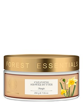 Forest Essentials Cleansing Shower Butter Nargis