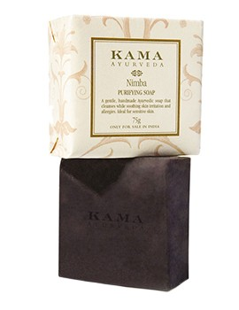 Kama Ayurveda Nimba Purifying Soap