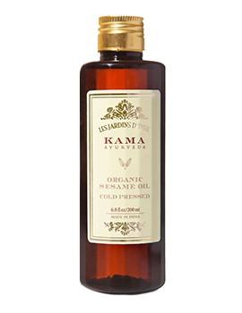 Kama Ayurveda Organic Sesame Oil