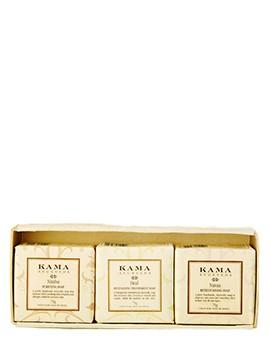 Kama Ayurveda Pure Ayurvedic Soap Box