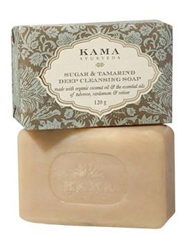 Kama Ayurveda Sugar & Tamarind Ayurvedic Deep Cleansing Soap