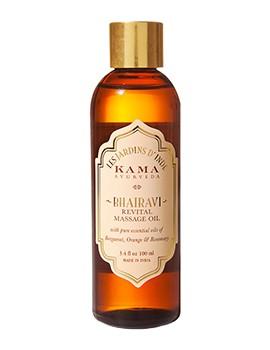 Kama Ayurveda Bhairavi Revital Massage Oil