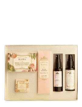 Kama Ayurveda Rose Essential Gift Box