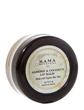 Kama Ayurveda Almond And Coconut Lip Balm