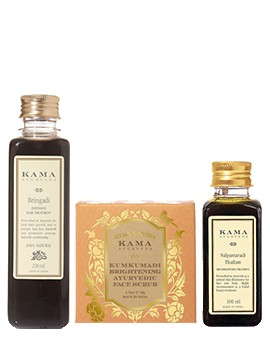 Kama Ayurveda Three Months Before The Wedding