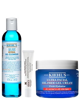 Kiehl's Acne Regimen Kit