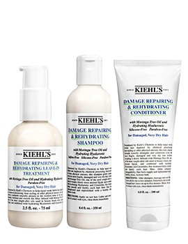 Kiehl's Hair Regimen