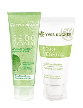 Yves Rocher Sebo Vegetal Combo