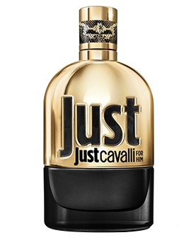 Roberto Cavalli Just Gold For Him Eau De Parfum