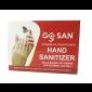 Buy Go San Inner Hand Sanitizer (12 Mini Packets) - Nykaa