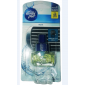 Buy Ambi Pur Car vent Freshener Aqua Refill - Nykaa