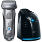 Buy Braun Series 799cc -7 Electric Wet & Dry Foil Shaver with Clean & Charge Station - Nykaa