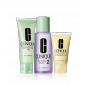 Buy Herbal Clinique Introduction Kit 3 Step - Skin Type 2 - Nykaa