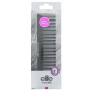 Buy Elite Models ABC5053A Wide Tooth Comb - Black - Nykaa