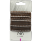 Buy Elite Models ABC5101A Fashion Hair Elastic Bands - Brown - Nykaa
