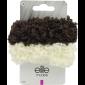 Buy Elite Models ABC5102A Fashion Hair Scrunchies - Brown - Nykaa