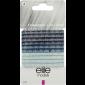 Buy Elite Models ABC5103C Hair Elastic Bands - Multi - Nykaa
