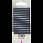 Buy Elite Models ABC5104A Fashion Hair Bobby Pins - Blue - Nykaa