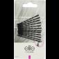 Buy Elite Models ABC5116A Fashion Bobby Pins - Black - Nykaa
