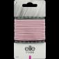 Buy Elite Models ABC5119A Fashion Hair Elastic Bands - Pink - Nykaa