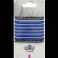 Buy Elite Models ABC5119B Fashion Hair Elastic Bands - Blue - Nykaa