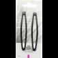 Buy Elite Models ABC5123B Fashion Hair Clips - Black - Nykaa