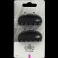 Buy Elite Models ABC5124A Fashion Mini Hair Clips - Black - Nykaa