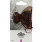 Buy Elite Models ABC5200A Claw Hair Clip (Made In France) - Brown - Nykaa
