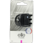 Buy Elite Models ABC5203A Claw Hair Clip (Made In France) - Black - Nykaa